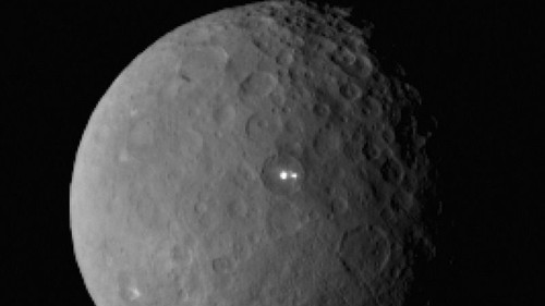 Strange lights on dwarf planet Ceres have scientists perplexed