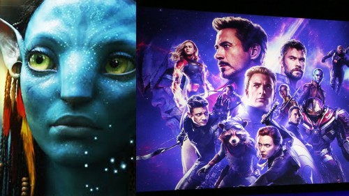 'Avengers: Endgame's' domestic box office totals edge out 'Avatar'