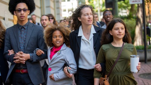 The kids' climate lawsuit just got thrown out