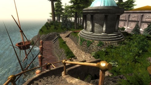 Classic Game 'Myst' to Become Fantasy TV Series