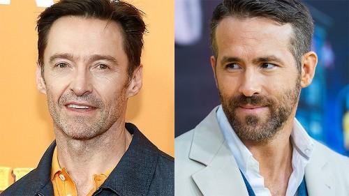 Ryan Reynolds' birthday message to Hugh Jackman got very brutal, very fast