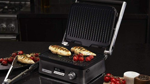 Prepare for summer with this Calphalon indoor multi-grill — $90 off at Amazon