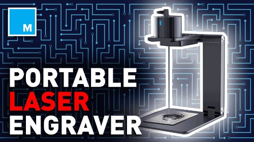 This portable engraver will give all of your items flair — Future Blink
