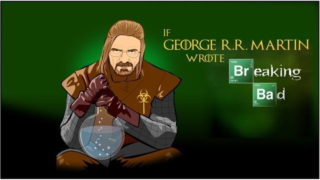 'Breaking Bad' Collides With 'Game of Thrones' for Epic Crossover