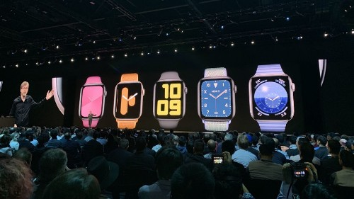 Apple Watch is getting an App Store and new health apps in watchOS 6