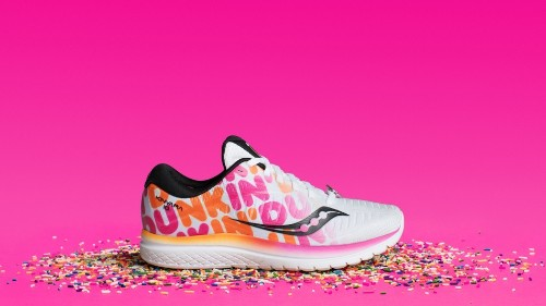 America can literally run on Dunkin' with these new shoes