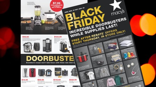 Macy's Black Friday 2019 ad is here and it's a home and kitchen paradise