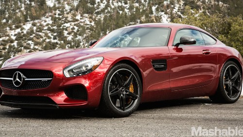 The lion-like Mercedes-AMG GT S will make you feel like a driving god