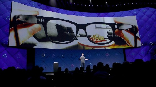 Facebook reveals more details on AR glasses in new patent