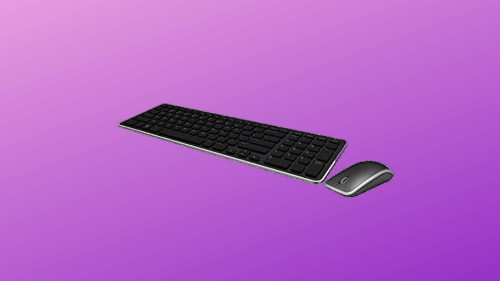 This Dell wireless keyboard and mouse combo is almost 30% off