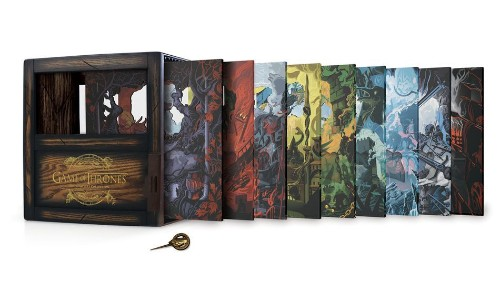'Game of Thrones' Blu-ray collection will be out for the holidays and filled with extras