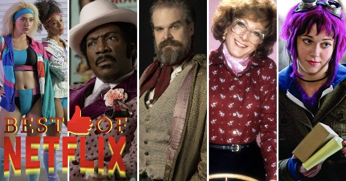 The 15 best comedy movies now streaming on Netflix