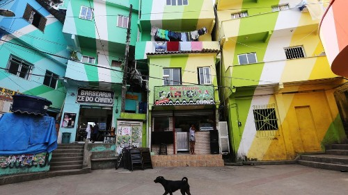How Google put Rio's favelas on the map in time for the Olympics
