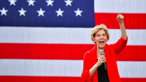 Elizabeth Warren has a plan to fix everything, even our sad love lives