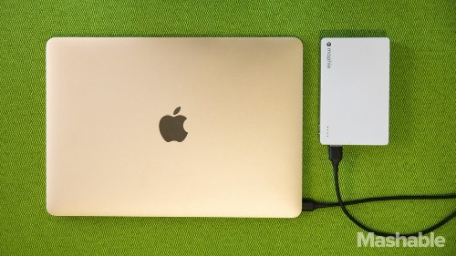 The new MacBook's best-kept secret: Charging from a portable battery pack