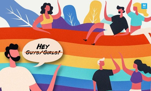 Wondering What Pronoun To Use To Greet Your Queer Friends? Twitter Has Creative Ideas!