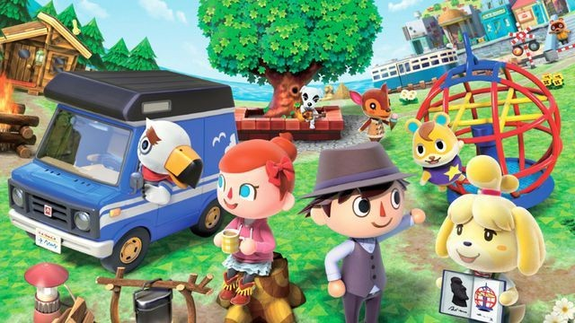 This is what an 'Animal Crossing' town looks like after 4 years and 3,500 hours
