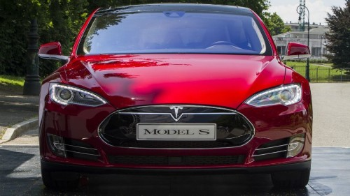 Tesla Model S reportedly laps Nürburgring way faster than Porsche Taycan