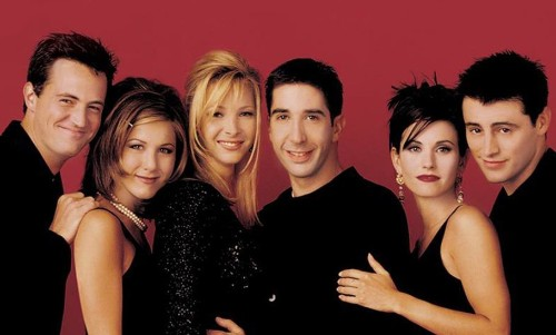 Courteney Cox, Jennifer Aniston and Matt LeBlanc Got Together For A Mini 'Friends' Reunion!