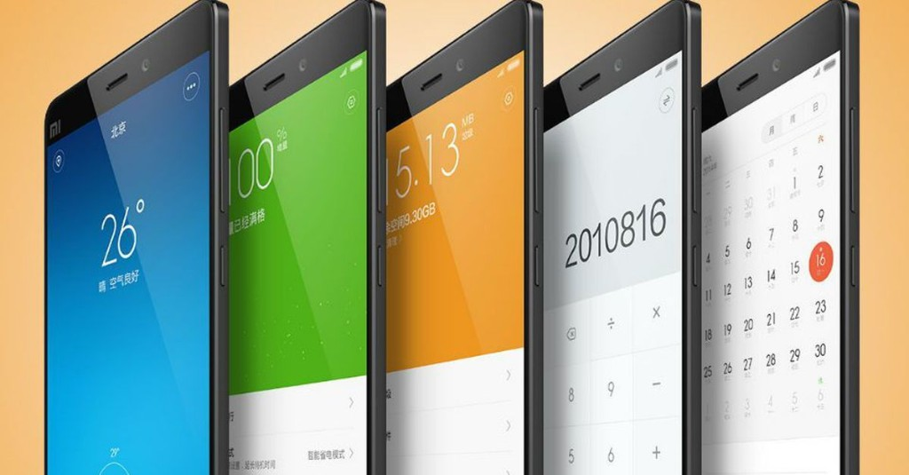 Xiaomi launches sleek, powerful alternative to the iPhone 6 Plus