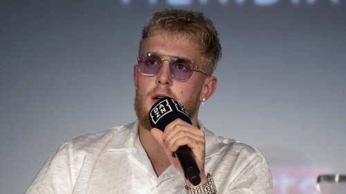 Jake Paul Is Being Called Out For Saying Anxiety 'Is Created By You'
