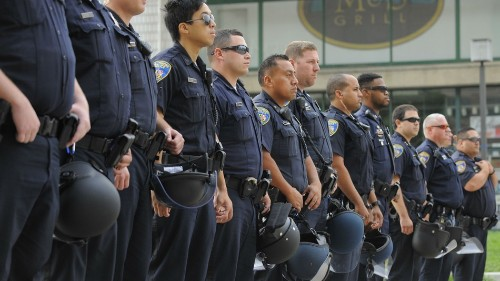Charges stick for Baltimore officers in Freddie Gray case