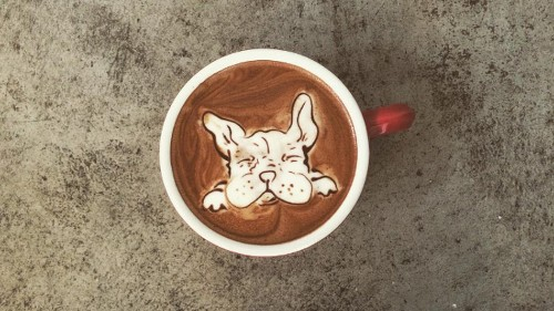 San Francisco barista might be the world's best latte artist
