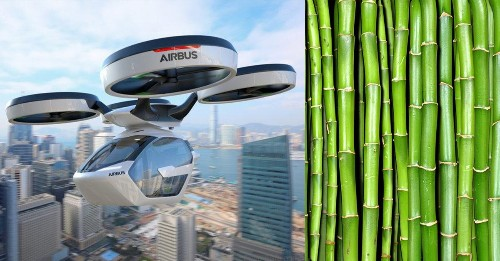 Malaysian lawmaker proposes flying cars made out of bamboo and we're not sure if he is joking or being serious - Tech