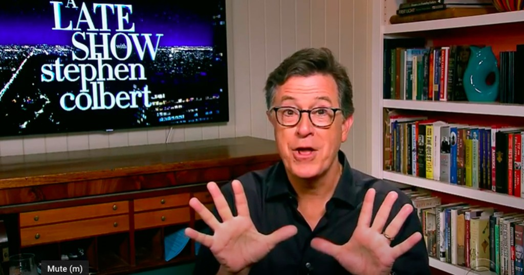 Stephen Colbert rips into Jared Kushner's attempt to spin 1 million coronavirus cases as 'a great story'