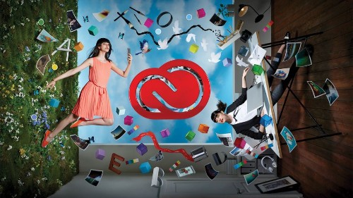 Adobe Creative Cloud adds Android apps, stock photo service