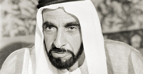 Meet the man who looks exactly like Sheikh Zayed - Culture