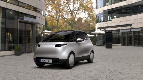 These electric vehicles are so cute you'll want to cuddle instead of drive them