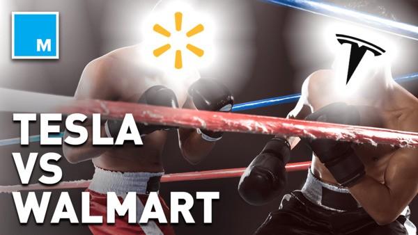 Walmart sues Tesla's SolarCity as solar panels cause fires