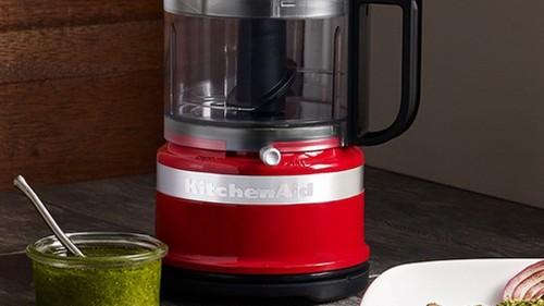 KitchenAid mini food processor is on sale at Walmart — save $15