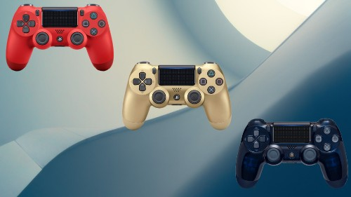 PlayStation 4 DualShock controllers are up to $20 off on Amazon