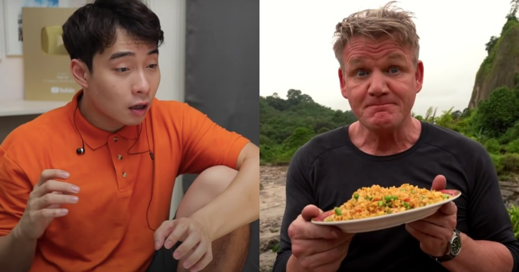 Gordon Ramsay becomes first white dude to make Uncle Roger-approved fried rice
