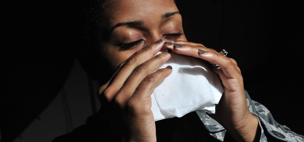 Clear your sinuses with this 20-second hack so people don't think you have coronavirus