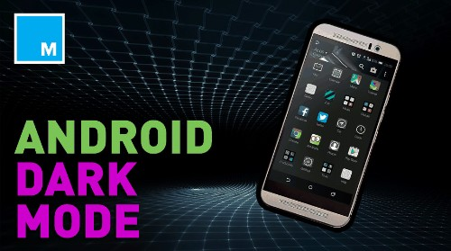 Android 10 released with dark mode