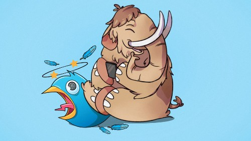 Bye, Twitter. All the cool kids are migrating to Mastodon.
