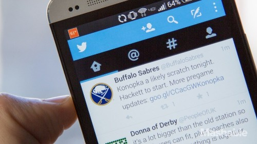 Twitter reportedly strikes deal for tweets in Google search results