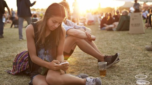 Your essential tech guide to surviving a music festival