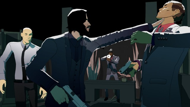 John Wick makes video game debut in stunning 'John Wick Hex' trailer