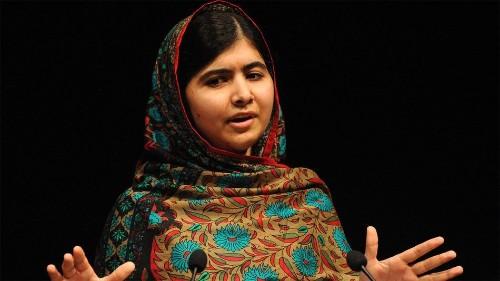Nobel Prize Winner Malala Yousafzai's Most Inspiring Moments