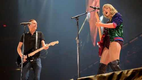 Taylor Swift and Bryan Adams tag team 'Summer of '69' in glorious duet we all need