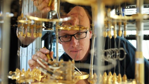 IBM launches quantum computing for the rest of us
