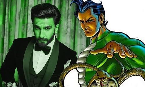 Ranveer Singh Could Play Indian Comic Book Superhero Nagraj In Film Produced By Karan Johar - Entertainment