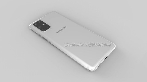 Samsung Galaxy S11 to have a 108-megapixel camera, report says
