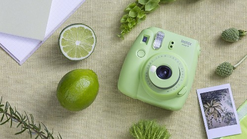 Save $20 on a Fujifilm Instax Mini 9 instant camera on Amazon