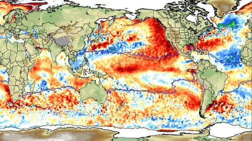 Rapid warming period may be underway as Earth sets another record