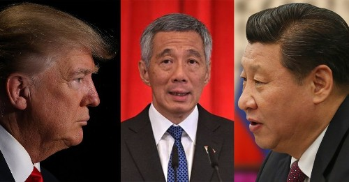 Singapore is going to be on the fence as U.S. and China continue bickering - Culture - Mashable SEA